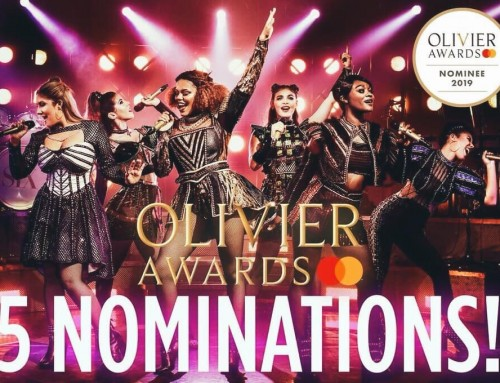 Olivier Award Nomination