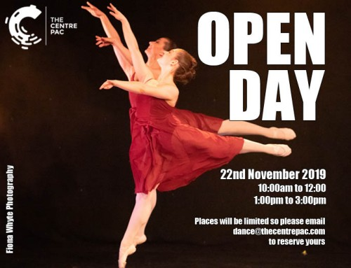 Open Day 22nd November 2019