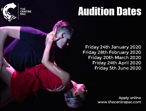 Audition Dates 2020